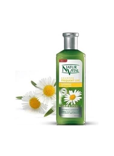 Lancome Natur Vital Sensitive Shampoo Camomile 400Ml  Siyah